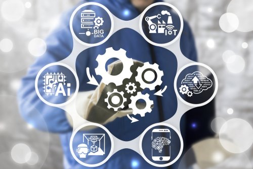 Shared business object repositories facilitate agility